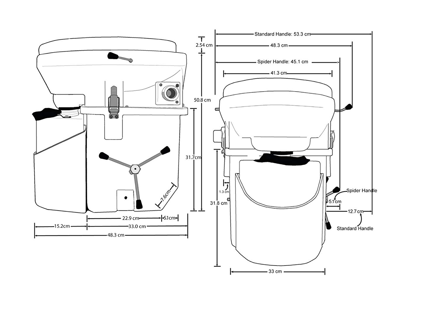 Composting Toilet Design